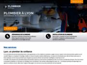 Entreprise de plomberie à Lyon