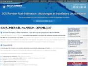 Entreprise de plombier située à Rueil Malmaison