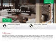 Entreprise de serrurerie à Lille