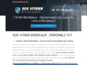 Entreprise de vitrerie à Bordeaux