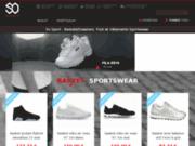 SoSport, boutique spécialisée dans le football et sneakers