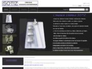 screenshot http://www.sotiz.fr sotiz créateur de bijoux contemporains
