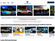 Location gîtes et villas Martinique