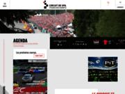 Circuit de formule 1 de Spa-Francorchamps - Belgique
