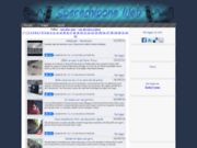screenshot http://www.spaceshipone.fr spaceshipone web