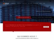 screenshot http://spebi.fr/ Ravalement de façade, peinture, à Paris, Ivry et Ile de France