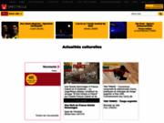 spectable - portail culturel francophone