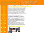 screenshot http://spectacleenfants.fr spectacle enfants - spectacle de noel - roby spectacles