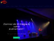 screenshot http://www.spectacles-jakibourk.com Spectacle de Noël pour enfants