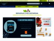 screenshot http://www.spirulinesansfrontiere.com Spiruline sans frontière