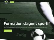 La formation d'agent sportif de la sport business academy