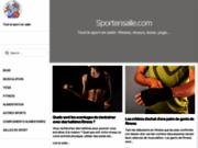 screenshot http://www.sportensalle.com salle de sport