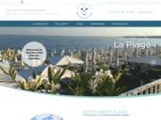 Restaurant plage à Nice, face à La Promenade des Anglais