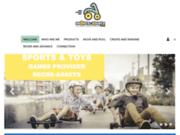 Boutique : Sports et Jouets