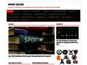 Site spécialisé dans la réussite sportive
