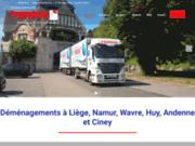 Déménagement à Liège: SPRL Pierson