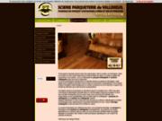 screenshot http://www.spvfr.com scierie parqueterie de vallereuil