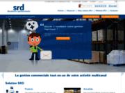 screenshot http://www.srd.fr Logiciel de gestion intégrée
