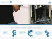 screenshot http://www.srig.eu société réseaux informatiques