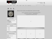 screenshot http://www.staffabc.com staff, moulure,corniches, rosaces, colonne, chemin