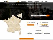 screenshot http://www.stage-de-sensibilisation.fr récupération points permis