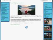 screenshot http://www.stage-sourcier.com stage de sourcier bleu comme l'eau