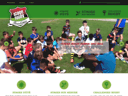 screenshot http://www.stagerugby.com stage rugby - organisation de stages de rugby