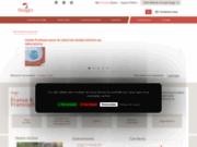 screenshot http://www.stago.fr offres d'emploi ingénieur dans domaine biomédical