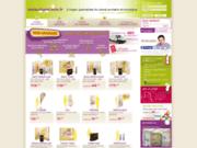 screenshot http://www.stand-eco.fr vente en ligne de stand portable economique