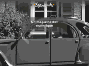 screenshot http://stardeuche.fr/ 2cv