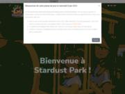 screenshot http://www.stardustpark.be stardust park : grande plaine de jeux de belgique