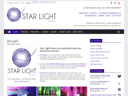 screenshot http://www.starlight29.com star light evenement