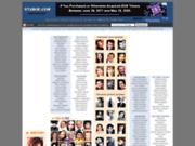 Starok l'annuaire des sites officiels et sites de fans de vos stars préférées