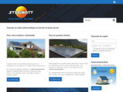 screenshot http://www.starwatt.fr installation panneaux solaires photovoltaiques