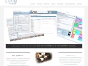 screenshot http://www.statim.fr statim progiciels, editeur du logiciel charlemagne