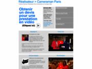 screenshot http://www.station-video.fr montage tournage video paris