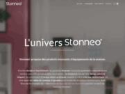 Stonneo', site de vente en ligne de produits pour la maison à base de diatomite