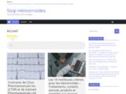 Solution contre les hémorroïdes et autres