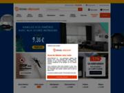 Stores discount stores de qualité professionnelle à prix discount