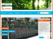 screenshot http://www.stradal-funeraire.fr Caveaux funéraires préfabriqués