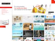 Agence de communication à Perpignan : création graphique,  sites web