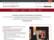 screenshot http://www.strategie-communication-paris.fr/ conseil en management à nanterre