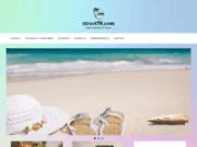 screenshot http://www.street58.com Réseau social des passionnés de moto