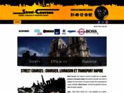 Livraison express, Paris