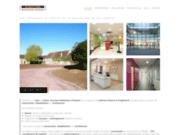 screenshot http://www.structure-agencement.com structure réalisateur d'espaces