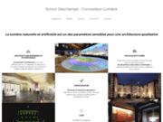 Conception d'éclairage intérieur et extérieur - Studio Deschamps
