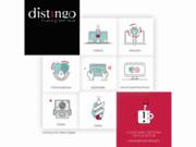 DISTINGO, studio graphique
