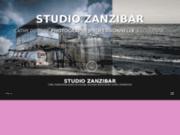 screenshot http://www.studiozanzibar.fr studio zanzibar - photographe toulouse