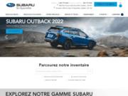 Concessionnaire de Subaru Rive Sud: Saint-Hyacinthe