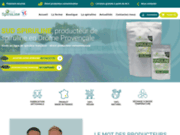 SUD Spiruline, producteur de spiruline français